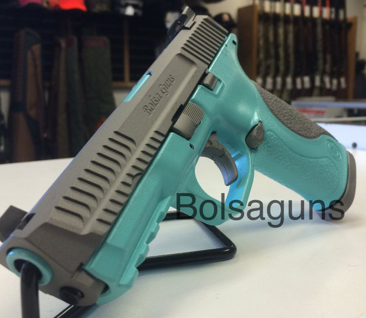 Customize Firearms and Gun Repair in Westminster | Bolsa