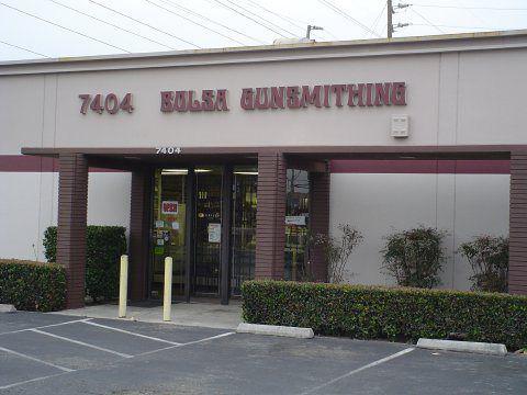 Bolsa Gunsmithing Store Exterior